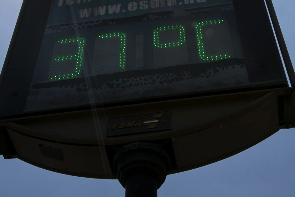 hőmérő-37fok (ingyenes, hőség, kánikula, )