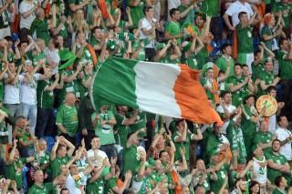 írország (írország, ír szurkolók, )