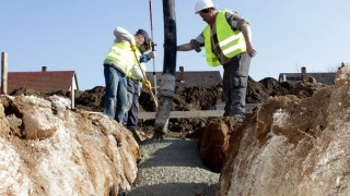 munkások (építkezés, )