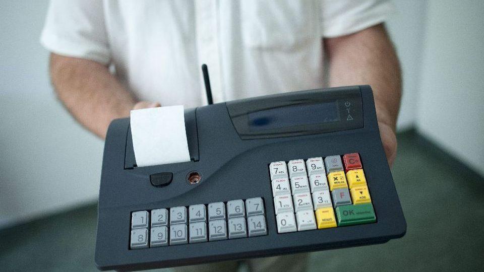 online pénztárgép (pénztárgép, kassza, online pénztárgép, kiskereskedelem, blokk, )