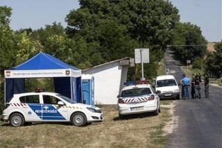 ozora fesztivál, rendőrség (ozora fesztivál)