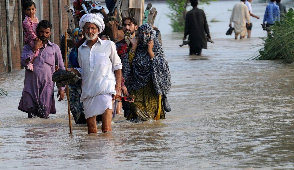 pakisztáni áradás (pakisztán, áradás)