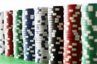póker, zseton (Array)
