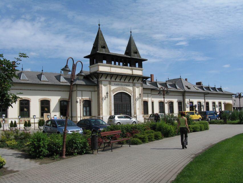 siófoki vasútállomás (siófoki vasútállomás)