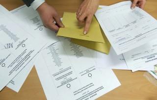 szavazólap (szavazólap, )