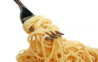tészta (spagetti, )