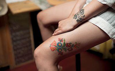 Tetoválás (teoválás, halott)