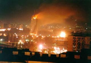 Belgrági bombázás (belgrád, bombázás, usa)