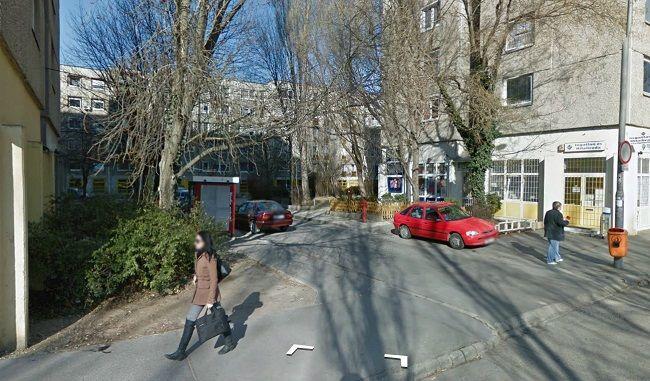 Búza utca (google)