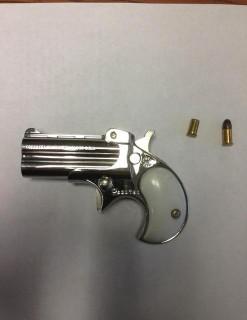 Derringer (pisztoly, derringer, )