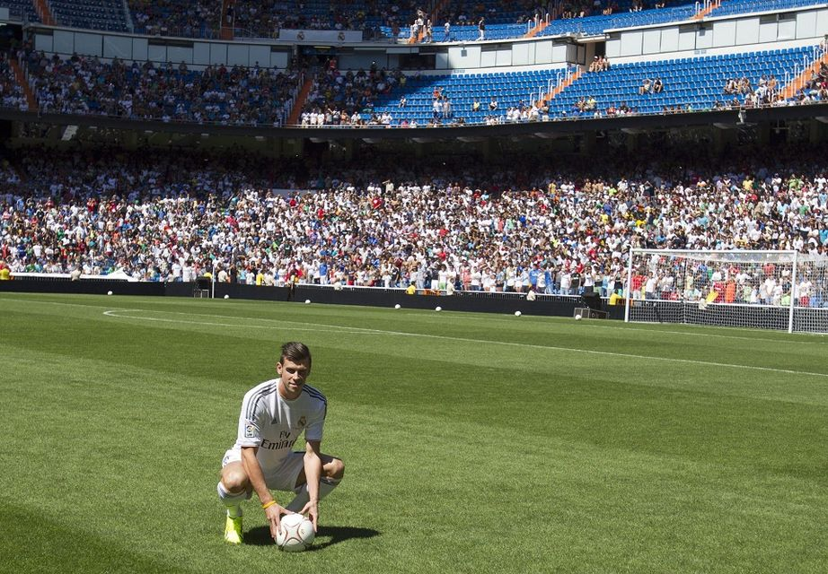 Gareth Bale (gareth bale, real madrid, )