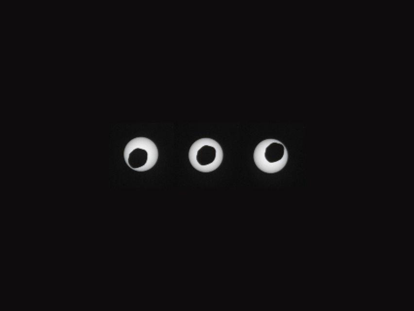 Napfogyatkozás a Marson (napfogyatkozás, mars, )