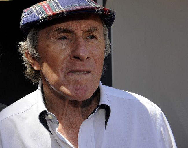 Sir Jackie Stewart (jackie stewart)