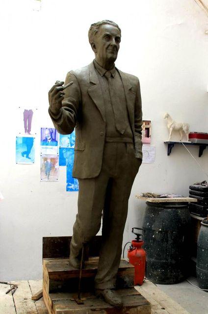 Szent-Györgyi szobor (Szent-Györgyi szobor)