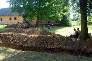 ásatás (ásatás, szigetvár)