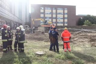 bomba a fejér megyei kórháznál (gránát, )