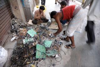 elektronikai hulladék (elektronikai hulladék, )