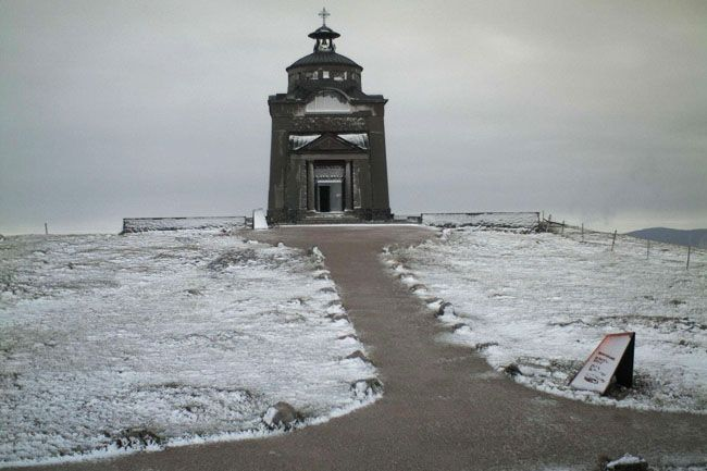 első hó 2013 (schneeberg)