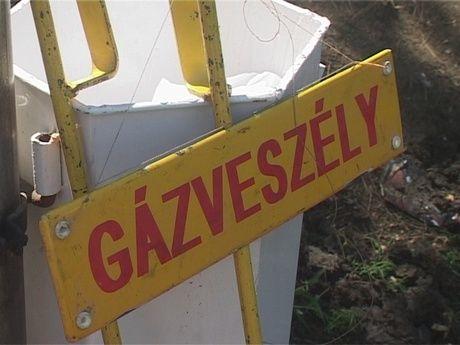gázveszély (gázveszély)