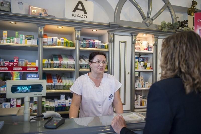 gyógyszertár (gyógyszertár)