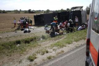 Győri buszbaleset (baleset)
