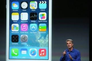 iOS 7 (ios 7, iphone, Craig Federighi,)