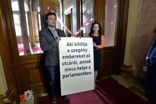 kordon, Parlament (kordon, parlament)