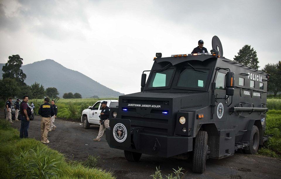 mexico (mexico, rendőr)