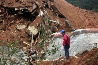 mexikó földcsuszamlás (mexikói földcsuszamlás)