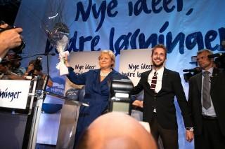 norvégia választások (norvégia, választások)