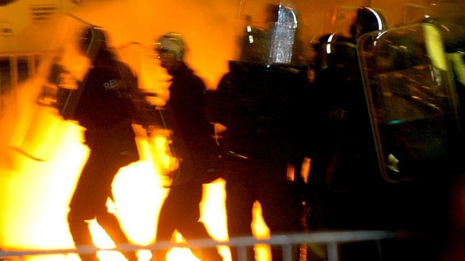 2006-os zavargások (zavargások, öszöd, 2006)