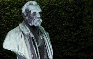 Alfred Nobel szobor (alfred nobel, )
