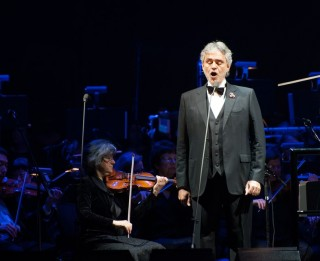 Andrea Bocelli (Andrea Bocelli)