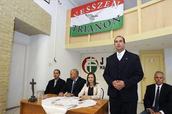 Bemutatták Jobbik Csongrád megyei jelöltjeit (Bemutatták Jobbik Csongrád megyei jelöltjeit)