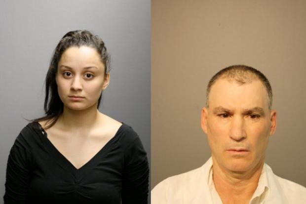 Daisy és Salvador Gutierrez (gyilkos,)