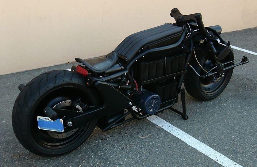 Eladó Batman elektromos motorja! (batman, elektromos, motor)