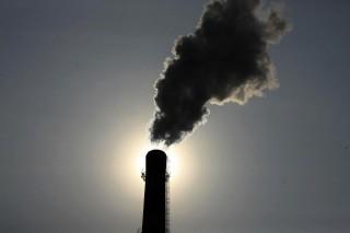 Füstölgő kémény (füst, kémény, )