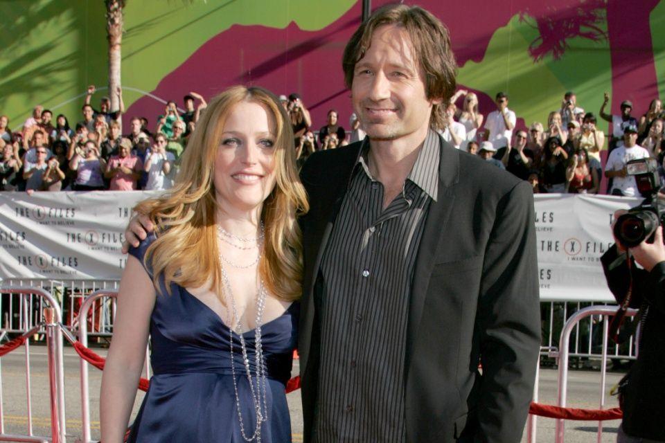 Gillian Anderson és David Duchovny (Gillian Anderson és David Duchovny)