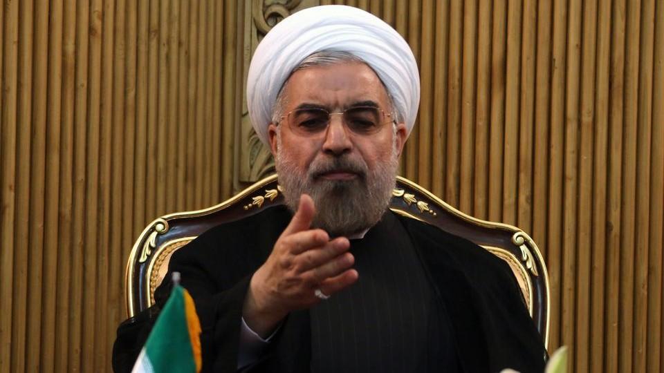 Haszan Róháni  (haszan róháni, iráni elnök, )