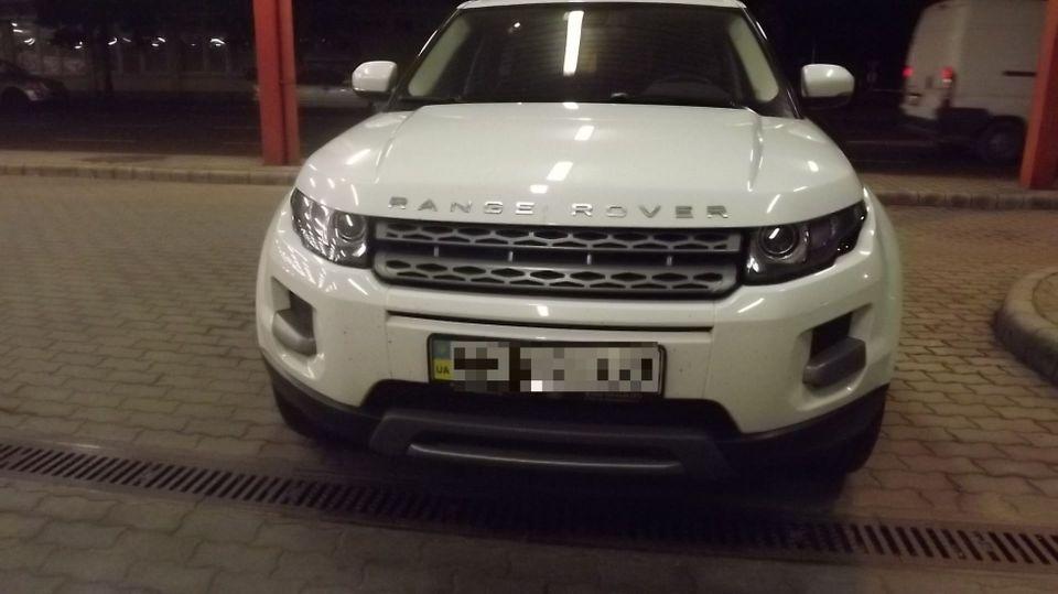 Land Rover Nagylakon (nagylak, luxus autók)