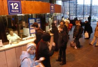 MÁV pénztár (MÁV, vasút, jegypénztár, vonatjegy)