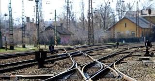 MÁV, vasút, vonatközlekedés, sínek (vasút, vonat, sín, )