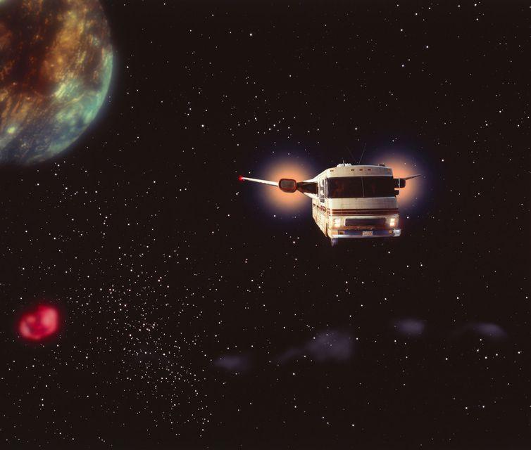 Űrgolyhók (busz, űr, űrgolyhók, )