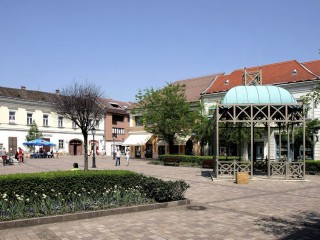 Vác (vác, városkép )