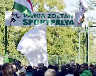 Varga Zoltán Sportpálya (varga zoltán, )