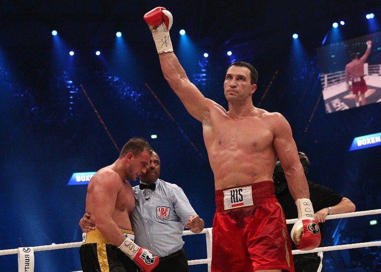 Vlagyimir Klicsko (vlagyimir klicsko, )