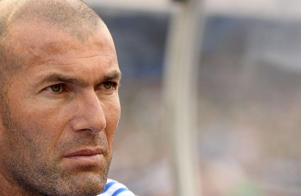 ZInedine Zidane (zinedine zidane)