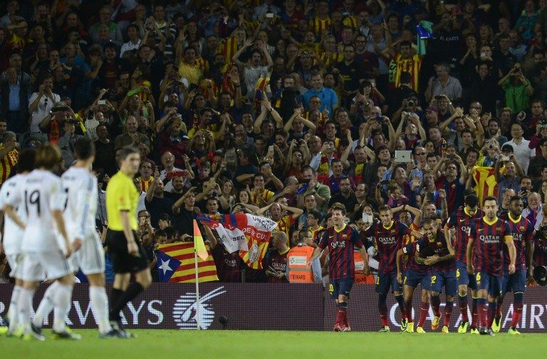 barcelona-real madrid (barcelona, real madrid, )