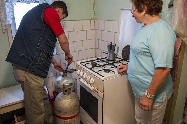 gázkészülék (gázkészülék)