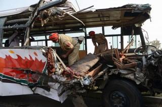 india buszbaleset (indiai buszbaleset)